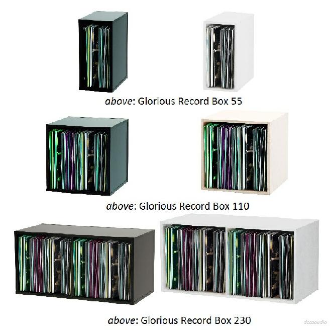 Deco Audio Lp Storage